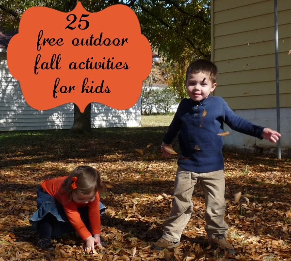 free fall activities for kids
