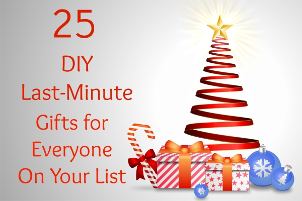 Last-Minute Gifts
