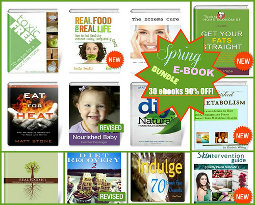 Spring Ebook Bundle