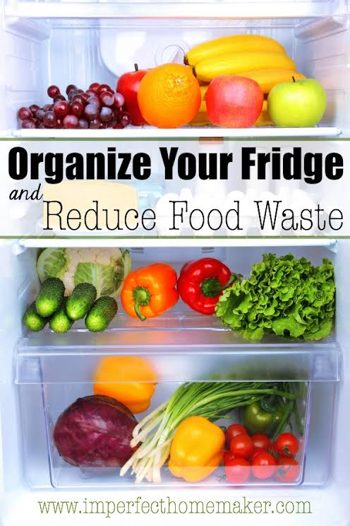 Organize Your Fridge (and keep it that way)