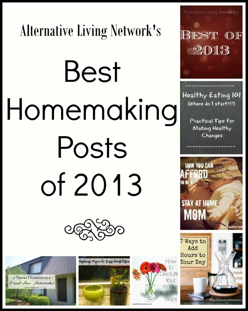 Homemaking Posts