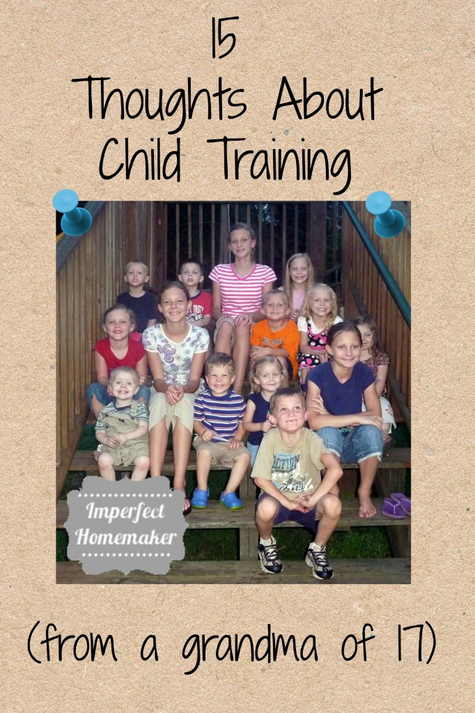 Child Training