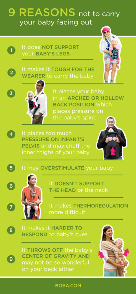 How to Practice Safe Babywearing