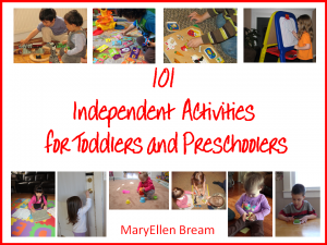 101 Independent Activities for Kids
