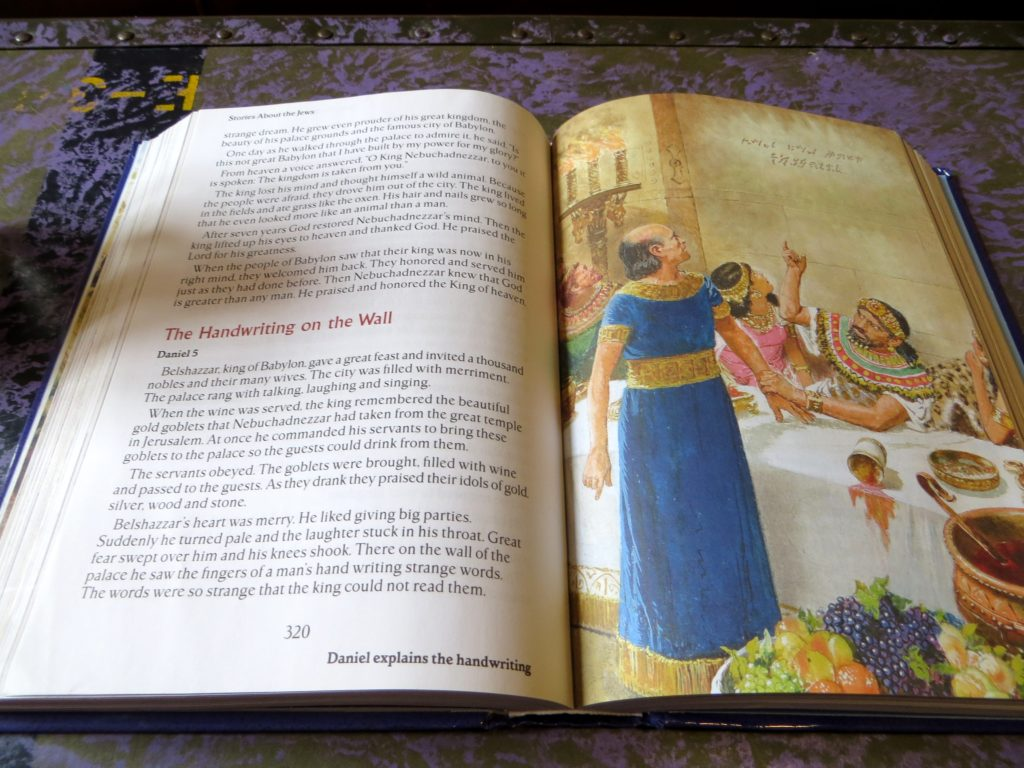 Daily Children's Bible Time