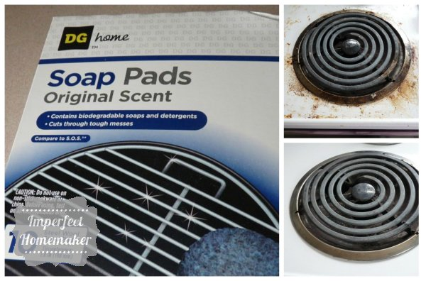 Dollar General soap pads