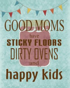 Good Moms Quote teal jpg
