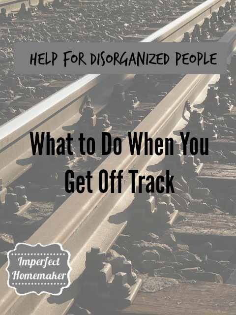 help for disorganized people