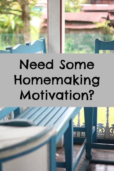 Homemaking Motivation