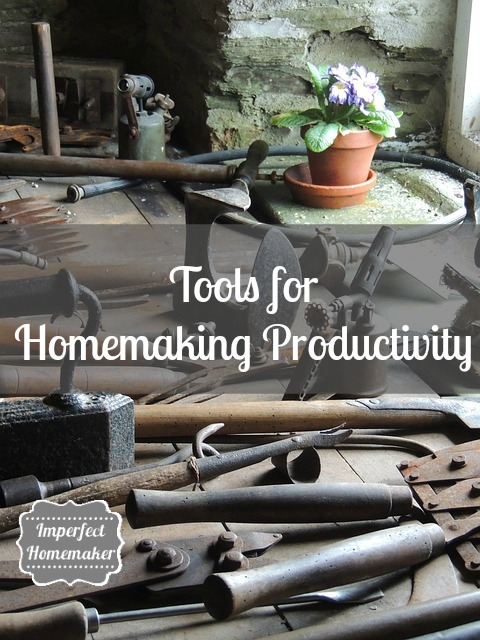 Tools for Homemaking Productivity