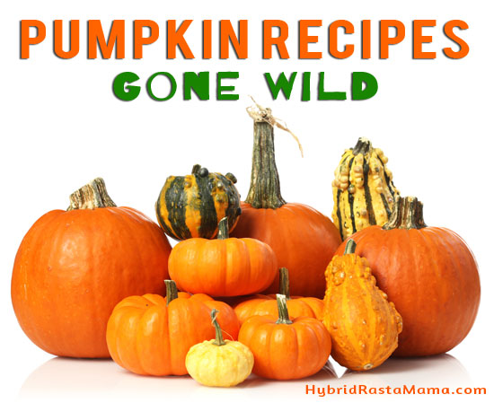 Healthy Main Dish Pumpkin Recipes