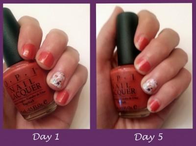 Jamberry Nail Challenge