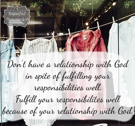 Your relationship with God has to be number one priority!