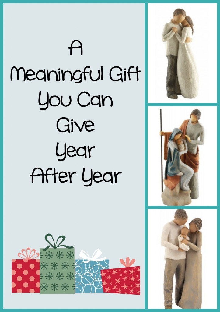 a meaningful gift you can give year after year imperfect homemaker