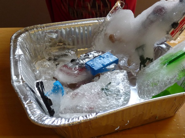 Ice Activity for Kids