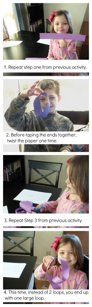 Paper Experiment for Kids