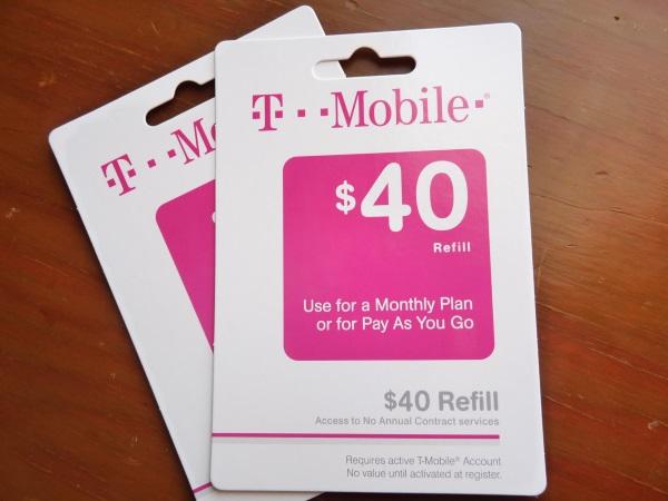 T Mobile Simply Prepaid