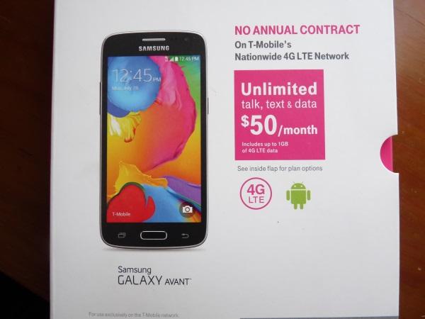 T Mobile Prepaid phone