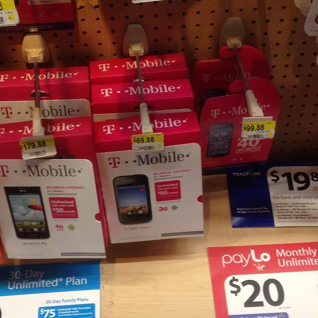 T-Mobile at Walmart