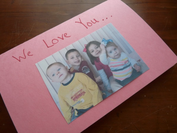Valentine's Day Card for Grandparents