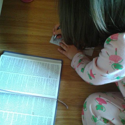 Teaching children to have a personal relationship with God