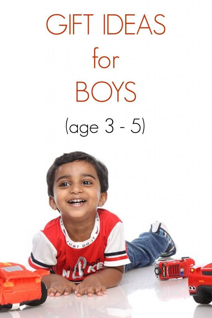Gift Ideas for Boys (ages 3- 5) | @mbream