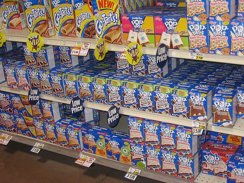 That Time We Ate 40 Boxes of Pop Tarts