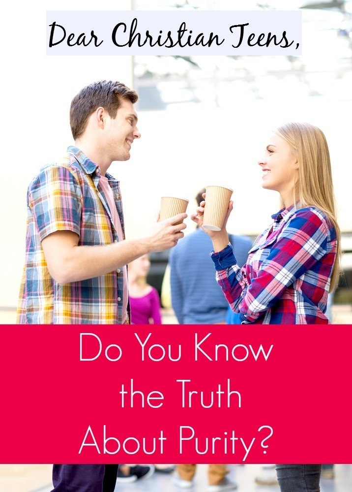 The Truth About Purity - every Christian teenager needs to understand this! |@mbream