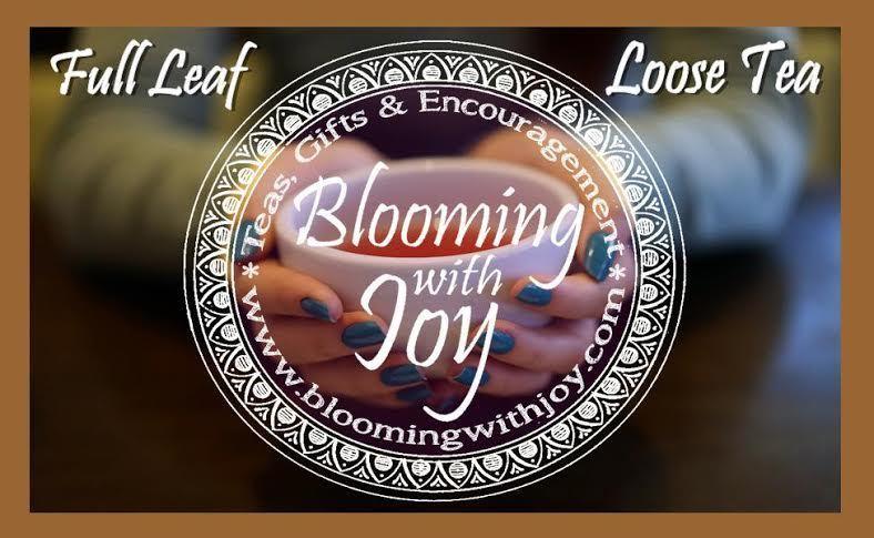Blooming with Joy Tea