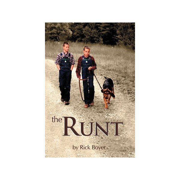 The Runt - action-packed Christian book for boys