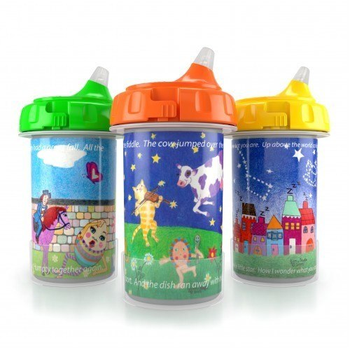 Poli Cup - Innovative Sippy Cup for Toddlers