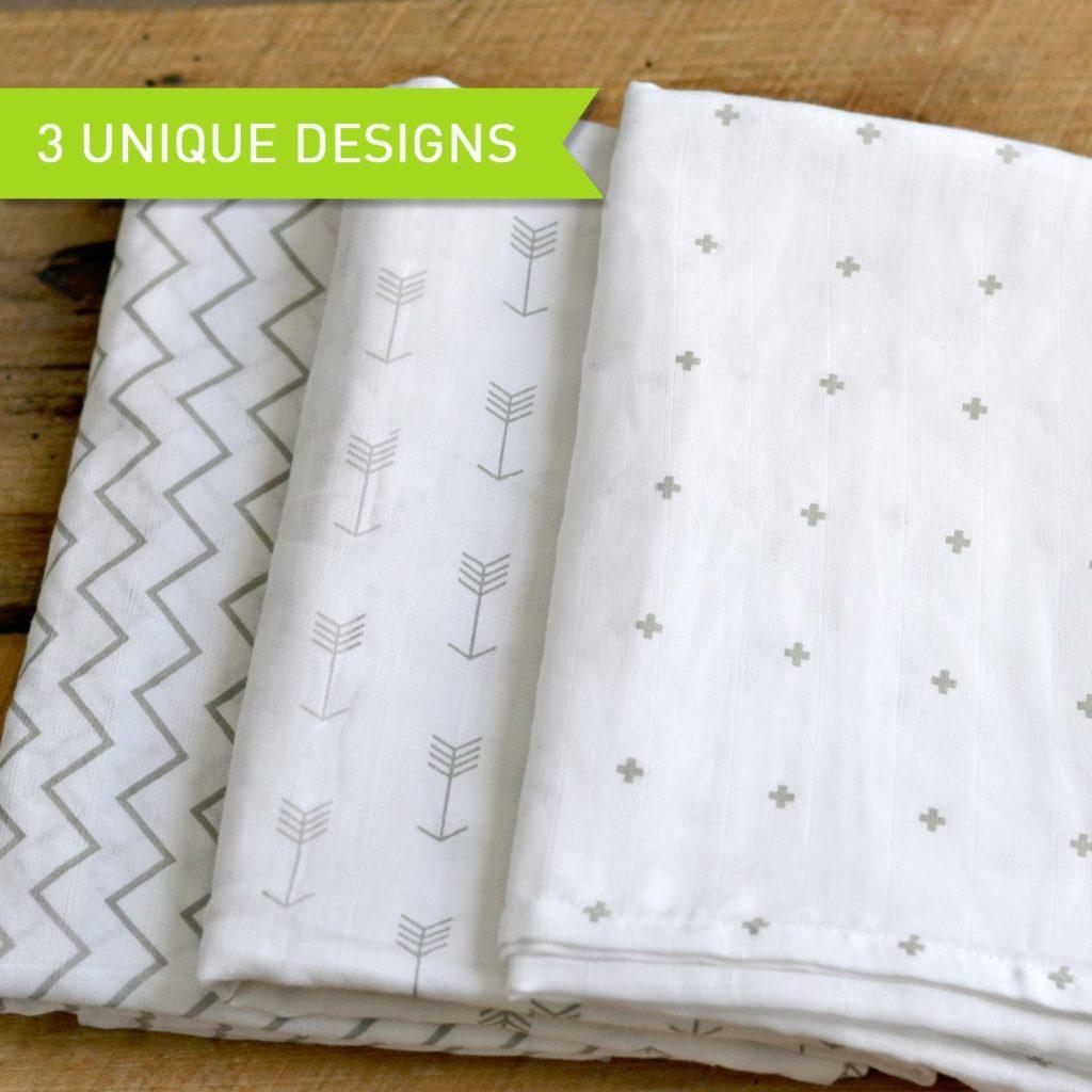 Muslin Swaddle Blankets