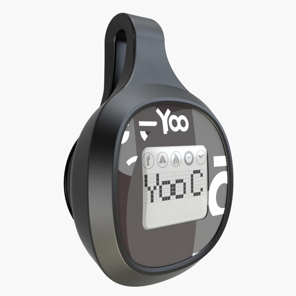 Yoo Fitness Tracker