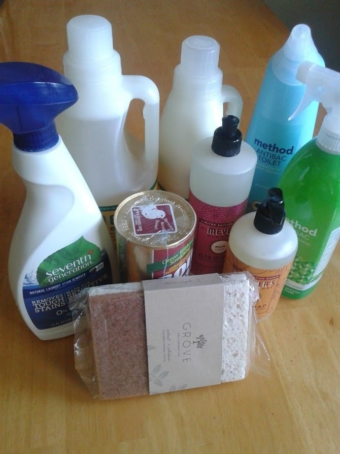 Grove Collaborative - the best source for non-toxic household products!