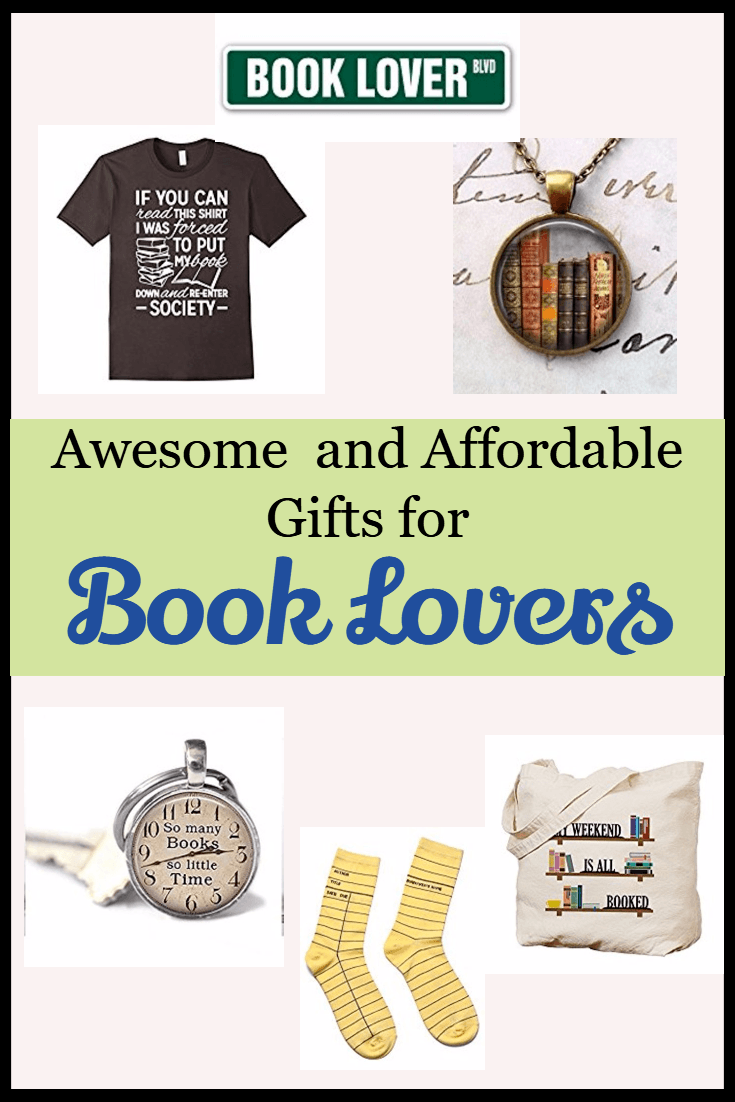 Awesome And Affordable Gifts For Book Lovers Imperfect