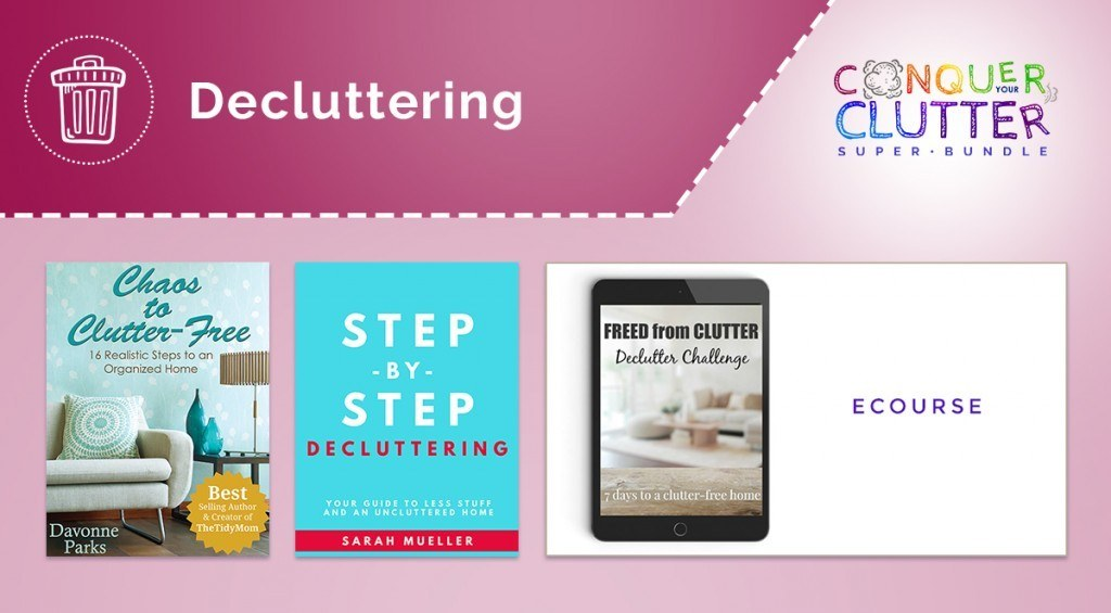 decluttering bundle