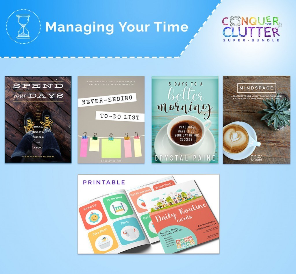 managing time bundle