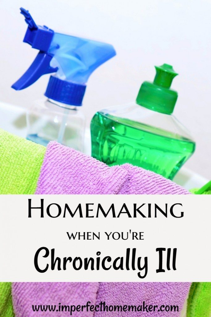Homemaking Chronically Ill