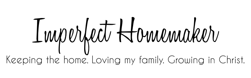Imperfect Homemaker