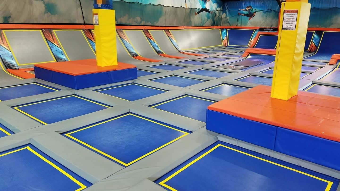 Sevier Air Trampoline and Ninja Warrior Park