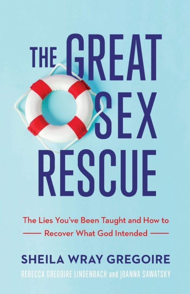 The Great Sex Rescue Christian Marriage book